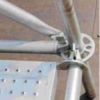 Buy cheap HDG Ringlock Scaffolding from wholesalers