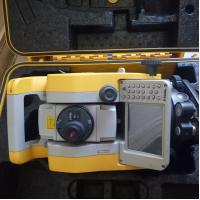 Buy cheap 2 Dr Trimble M3 Total Station Used Surveying Equipment 6 Months Warranty from wholesalers