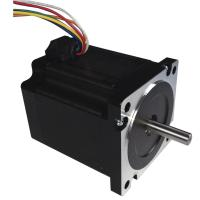 China 1.2°86mm 3 phase stepper motor Square  With Low / High speed , 86BYGH For Industrial on sale