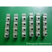 Buy cheap SS316 Precision Milling Machined Parts with Surface rough Ra0.8 from wholesalers