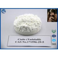 Wholesale Sex Enhancement Tadalafil Powder , Cas 171596 29 5 Raw Steroid Powders from china suppliers