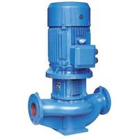Buy cheap TPG Vertical Inline Centrifugal Pump / High Efficiency Electric pipeline pump from wholesalers