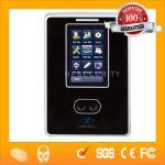 Buy cheap Elegant Ergonomic Design Face Biometric Punch Card Attendance Machine (HF-FR503) from wholesalers