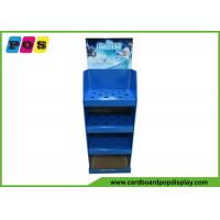 Buy cheap Supermarket Cardboard Pallet Display Half Pallet Size Display Rack for Toys from wholesalers