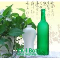 Buy cheap Wine-Bottle Glass Frosting Powder (YK-I) from wholesalers
