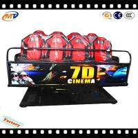 game machine racing car 7d cinema 9d cinema with motion ride video games Manufactures