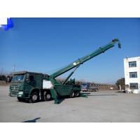 Buy cheap 50 ton rotator tow truck recovery wrecker from wholesalers