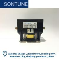 Buy cheap Fixed Air Conditioner Compressor Contactor , Three Phase Magnetic Contactor from wholesalers