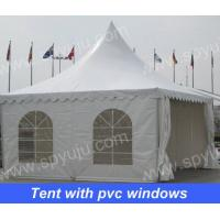 Buy cheap Aluminum Pergola Tent with PVC Windows (Fireproof) from wholesalers