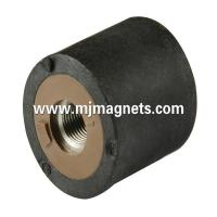 Buy cheap plastic Injection bonded NdFeB permanent magnet from wholesalers
