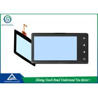 Buy cheap 3 Inch Capacitive Car Touch Panel Sensor 6H Hardness For Car Recorder from wholesalers