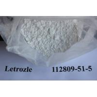 Buy cheap Bodybuilding and Fat Loss Muscle Growth Steroids Raw Powder Femara / Letrozole from wholesalers