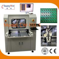 Windows Routing Bit Sectioning Twin Table Pcb Assembly Machine Pcb Shear Cutter Manufactures