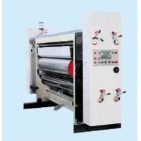Buy cheap Corrugated Carton Printing Slotting Machine Alloy Steel Material CE Approval from wholesalers