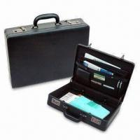 Wholesale Attache Case, Made of Simulated Leather from china suppliers