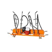 Wholesale NRB-4.2internal combustion railway ballast tamper with flexible shaft from china suppliers
