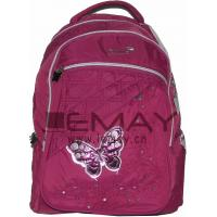Buy cheap girl fashion soft fabric Backpack from wholesalers