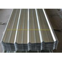 Buy cheap Warehouse Color Coated Roofing Sheets Corrugated Metal House Roofing from wholesalers
