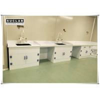 Buy cheap Epoxy Resin Countertop Chemistry Lab Furniture With PP Drawer And Base Cabinet from wholesalers