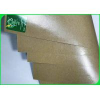 Buy cheap 70gsm + 10g Greaseproof PE Coated Craft Paper For Food Bags from wholesalers