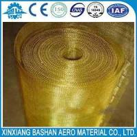 Buy cheap Electromagnetic Field Fabrics 150um 100um copper wire mesh by bashan from wholesalers
