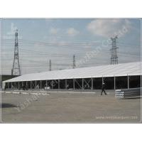 Buy cheap Durable 2500 Sqm Large Clear Span Tents ,  Logistics Outdoor Warehouse Tents from wholesalers