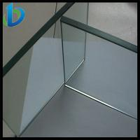 Buy cheap High quality clear laminated glass price from wholesalers