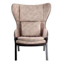 Buy cheap Modern Design Modern Lounge Chair , Fabric Upholstered Fiberglass Dining Room Chairs from wholesalers
