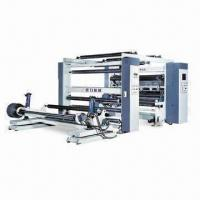 Buy cheap 36kW Paper Slitting Machine with 0 to 300m/min Slitting Speed from wholesalers