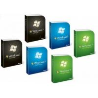 Buy cheap Activation Windows 7 Professional 64 Bit Full Retail Version 1GB Memory Required from wholesalers