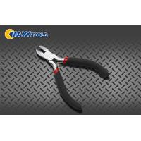 Buy cheap Satin Chrome Plated Mini Diagonal Cutting Hand Tools Pliers With Non Slip Handle from wholesalers