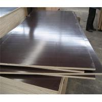 Buy cheap BROWN MR film faced plywood combi grade 12mm wbp glue from wholesalers