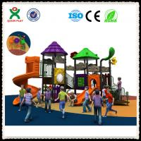 Buy cheap Used Playground Slides for Sale/Plastic Playground Slides for Kids QX-028A from wholesalers