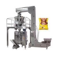 Buy cheap Automatic Weighing Snack Food Packaging Machine , Potato Chips Packing Machine from wholesalers