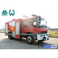 Wholesale Remote Control Long Range Fire Fighting Truck Isuzu Constant Pressure from china suppliers