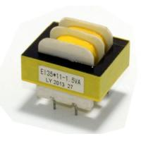 Buy cheap Ei Laminated Transformer with Wire Leads for PCB Mounting from wholesalers