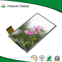 Buy cheap 3.5 Inch TFT LCD Module RGB interface for travel bus lcd from wholesalers