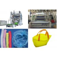 Fully Automatic Non Woven Fabric Production Line For Medical Protect Manufactures