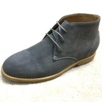 Buy cheap Fancy Suede Material High Top Casual Shoes , Mens Lace Up Casual Shoes from wholesalers