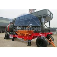 Buy cheap 50m3 Central Mix Production YHZM50 Mobile Concrete Batching Plant product