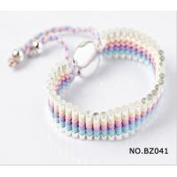 Wholesale New design Fashion Jewelry Handmade Beaded Bracelet from china suppliers