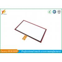 Buy cheap 10 Points Touch Projected Capacitive Touch Screen , Lcd Capacitive Touchscreen from wholesalers