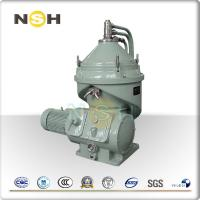 Buy cheap Disc Centrifuge Liquids Oily Water Separator , Solids Manual Automatic Waste Oil Separator from wholesalers