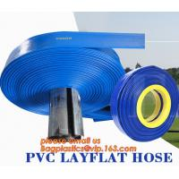 Buy cheap Biodegradable Plastic Bags Farm Agricultural Layflat Hose Pump Multipurpose Utility Hose from wholesalers