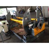 Light Pole Machine PLC control Rotation For Robot Welding Taper Pole and Flange Manufactures