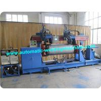 Buy cheap Double Head Circle Seam Automatic Welding Machine For Tank / Pipe from wholesalers