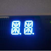Buy cheap Common Anode 14 Segment Led Display 2 Digit 0 .54 Inch Super Bright Color Durable from wholesalers