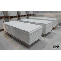 2440mm * 760mm * 12mm Joint Seamless Marble Acrylic Sheet For Countertop Manufactures