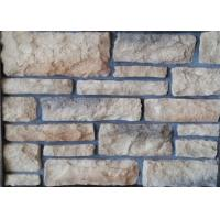 Irregular Culture Artificial Wall Stone Water Absorption Multiple Color Manufactures