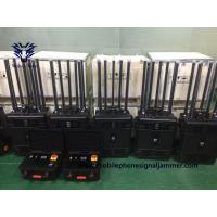 Buy cheap 6 Bnads 90W Backpack Jammer / GPS Blocker up to 200m from wholesalers